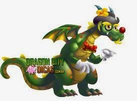 Dragão Malabarista