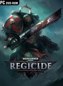Warhammer 40000 Regicide-CODEX TERBARU cover
