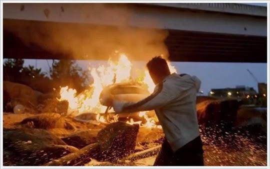 Need For Speed Movie - Koenigsegg Agera Kemalangan