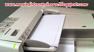 Tutorial Mengatasi Hasil Fotocopy Terpotong Dari ADF
