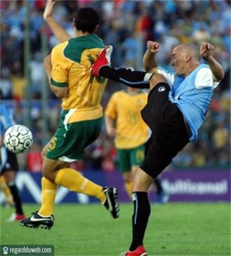 Images drôles et extraordinaires Sport - Football v25 ...