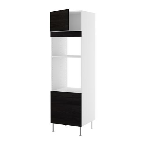 C mo montar una cocina ikea el armario alto de horno y for Muebles de cocina para microondas