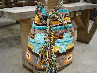 Handmade Nl Tapestry Haken