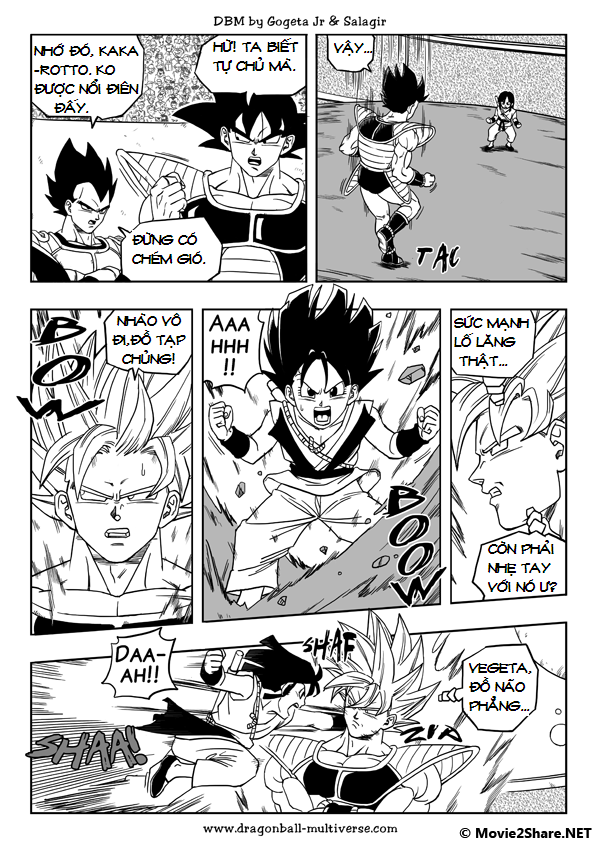 Dragonball New Age Chapter 28 - Trang 2