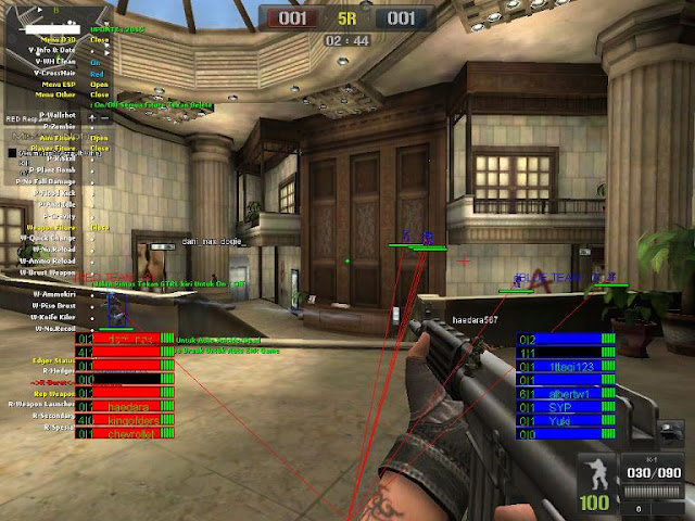 Download Cheat Point Blank Garena VIP 18 Desember 2015