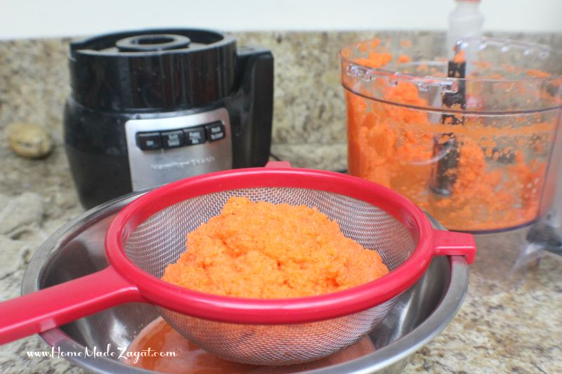 how to make easy carrot juice