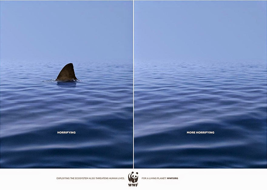 Horrifying vs. More Horrifying - 33 Powerful Animal Ad Campaigns That Tell The Uncomfortable Truth