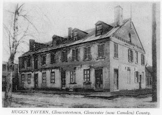 Betsy Ross, Gloucester City, New Jersey Hidden New Jersey