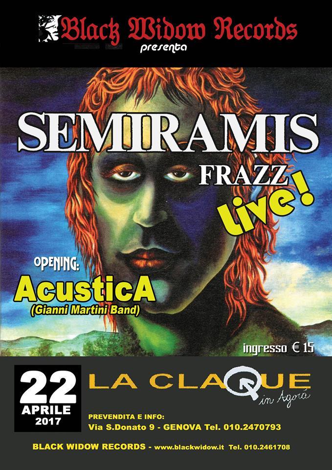Semiramis - Frazz - live!