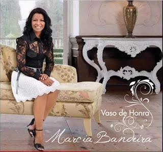 Márcia Bandeira - Vaso de Honra