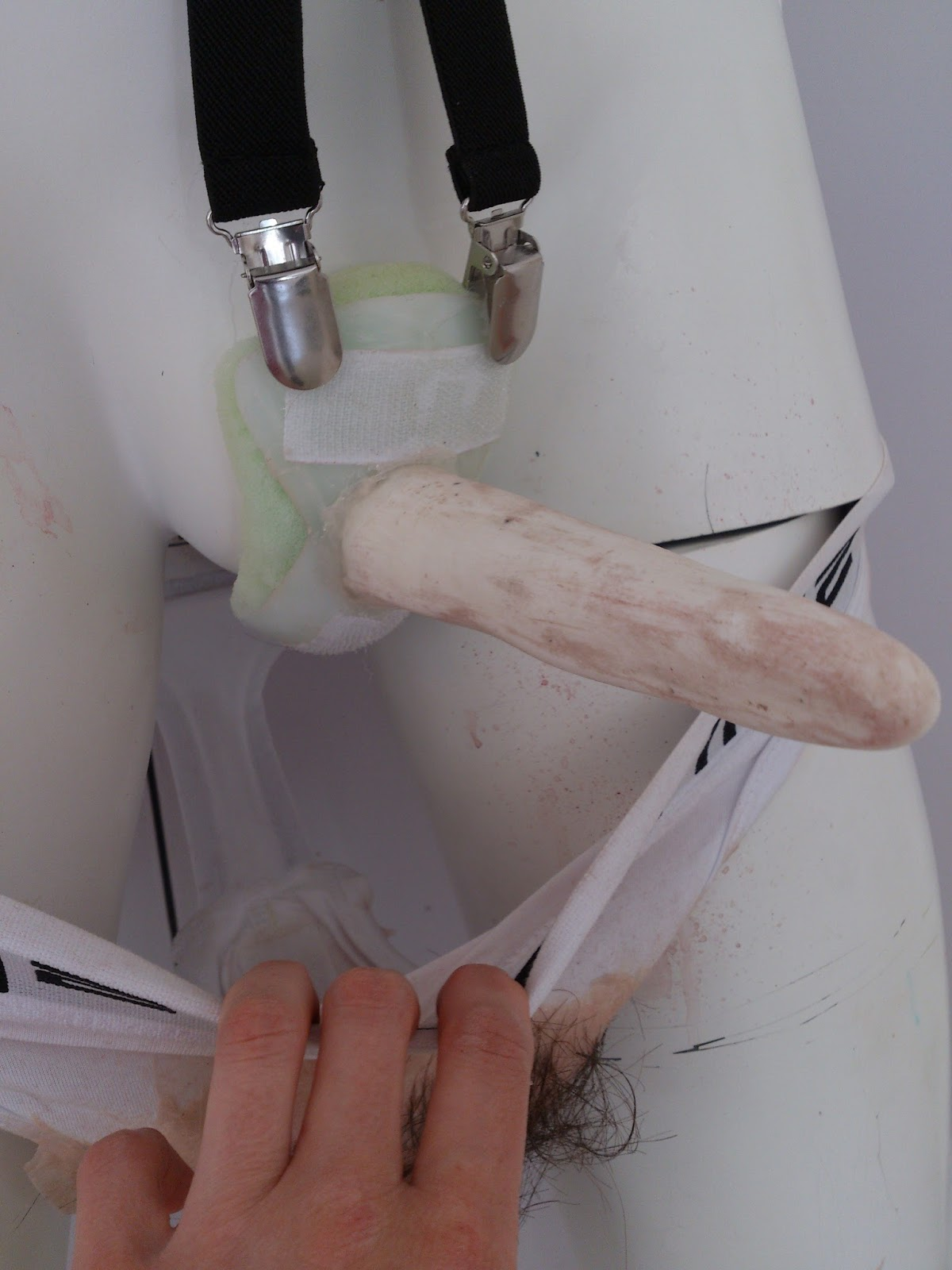 Modified Penis