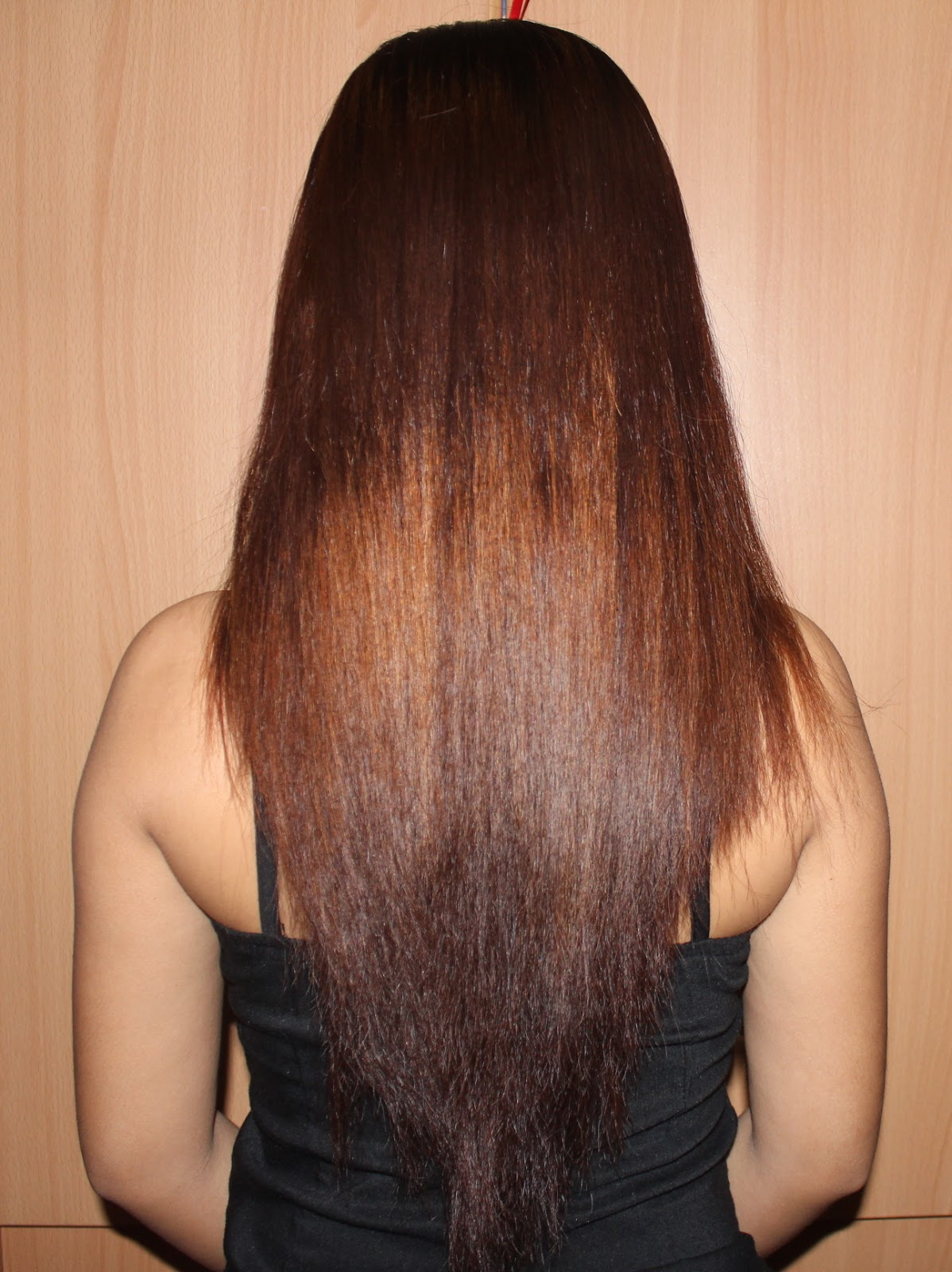 Real Asian Beauty Hair Rebond At Heavens Salon And Spa
