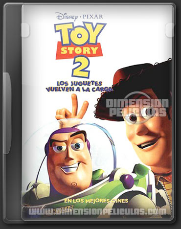 Toy Story 2 (BRRip HD Ingles Subtitulado) (2009)