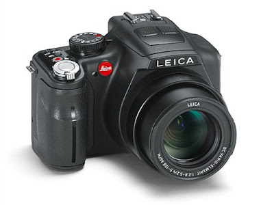 Leica V-Lux 3: Hands-on Review of Superzoom Digital Camera