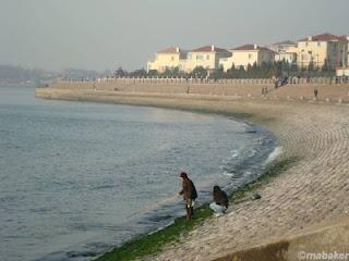 China Diperingatkan Mengenai Naiknya Permukaan Air Laut