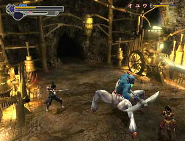 Free Download Onimusha Warlords Rip Pc Game Gamedesh