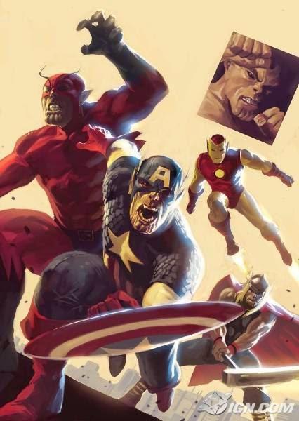 'Avengers Skrulls'