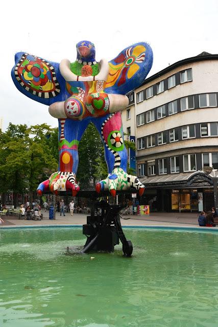 Duisburg street art