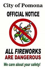 No Fireworks in Pomona