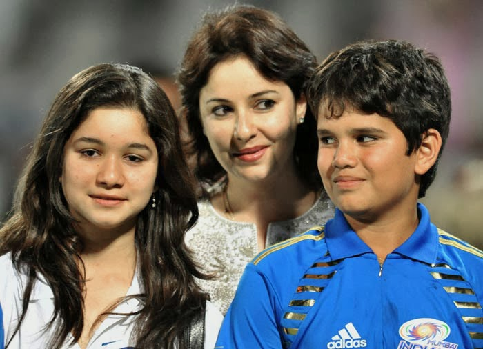 Sachin Tendulkar Daughter Sara Tendulkar Photo S Cricket