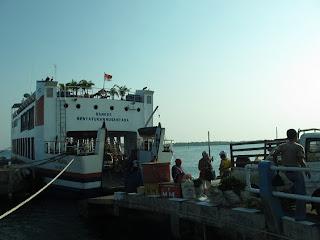 Kapal Miring Kapten