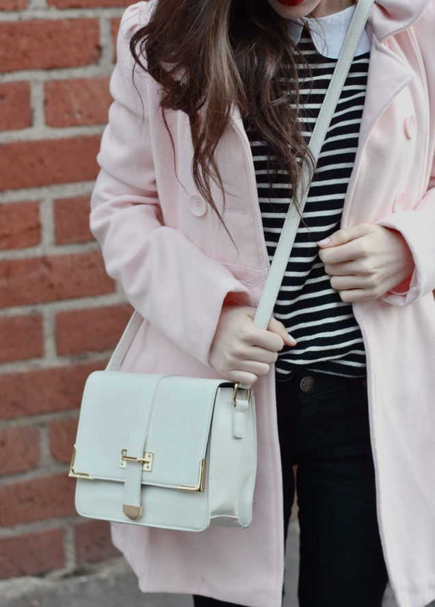 Forever 21 - Pink Pea Coat
