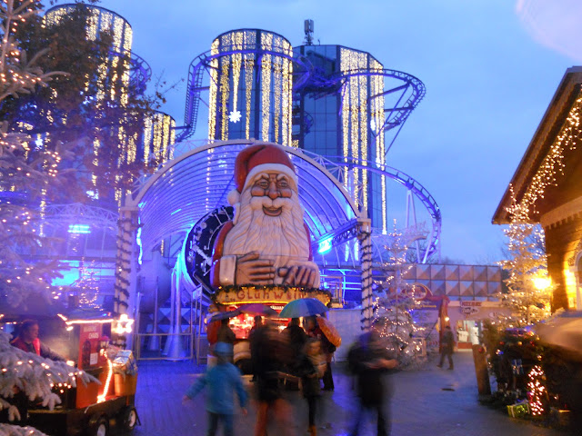Amusement park ride Europe