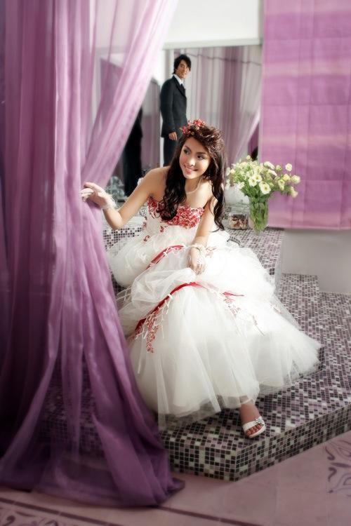 Thời Trang Váy Cưới 2012 2013,thoi trang va cuoi