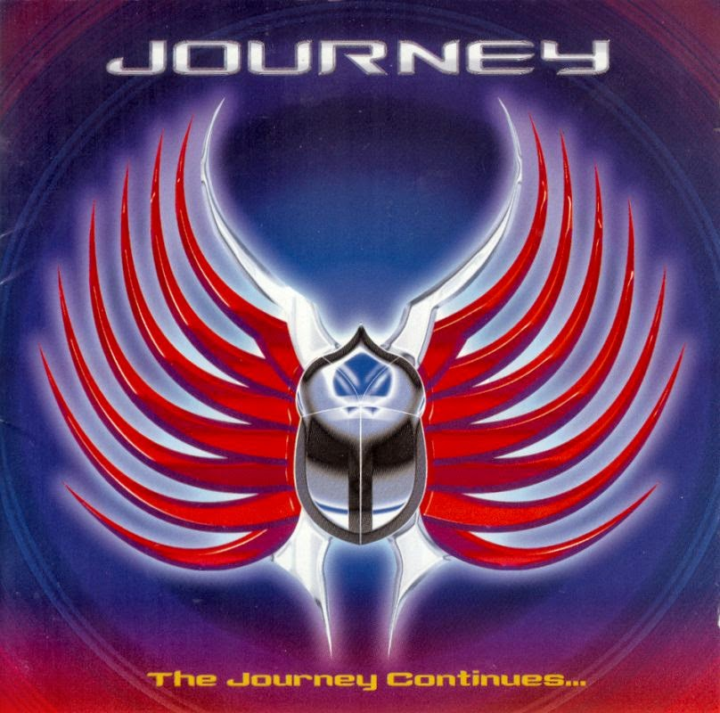 Journey Record Cover
