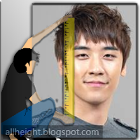 Seungri Height - How Tall