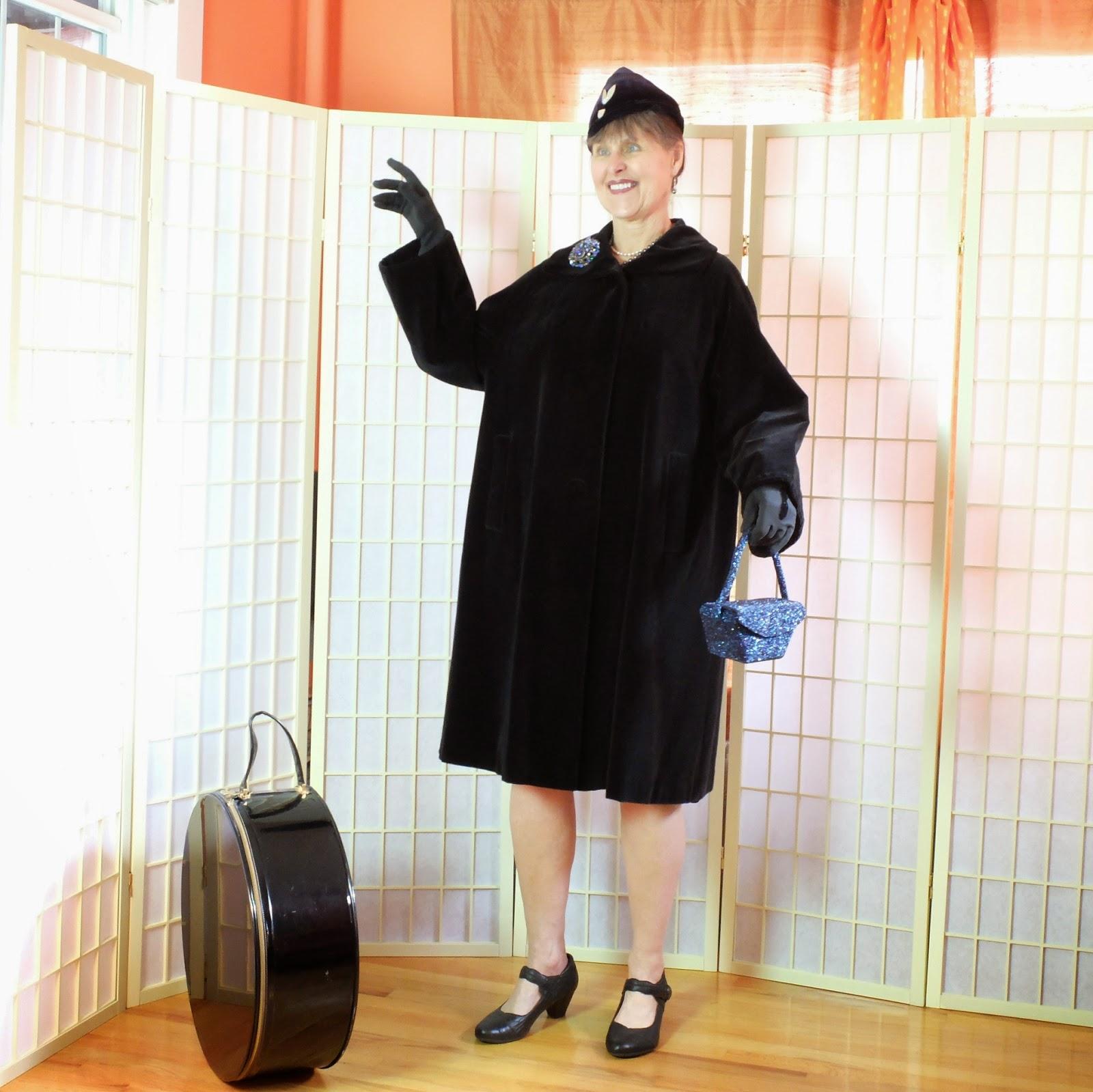 Swing Opera Coat