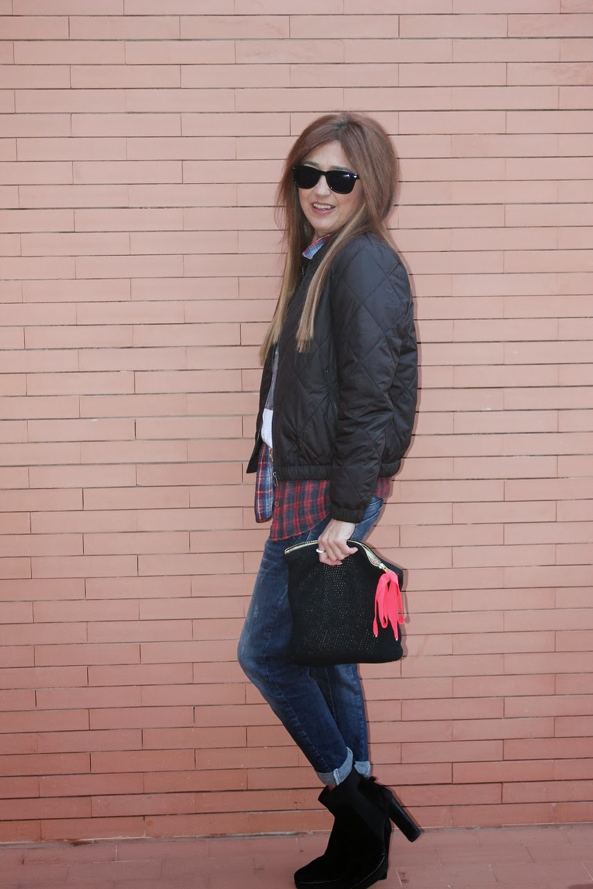 Look street style by Carmen Hummer