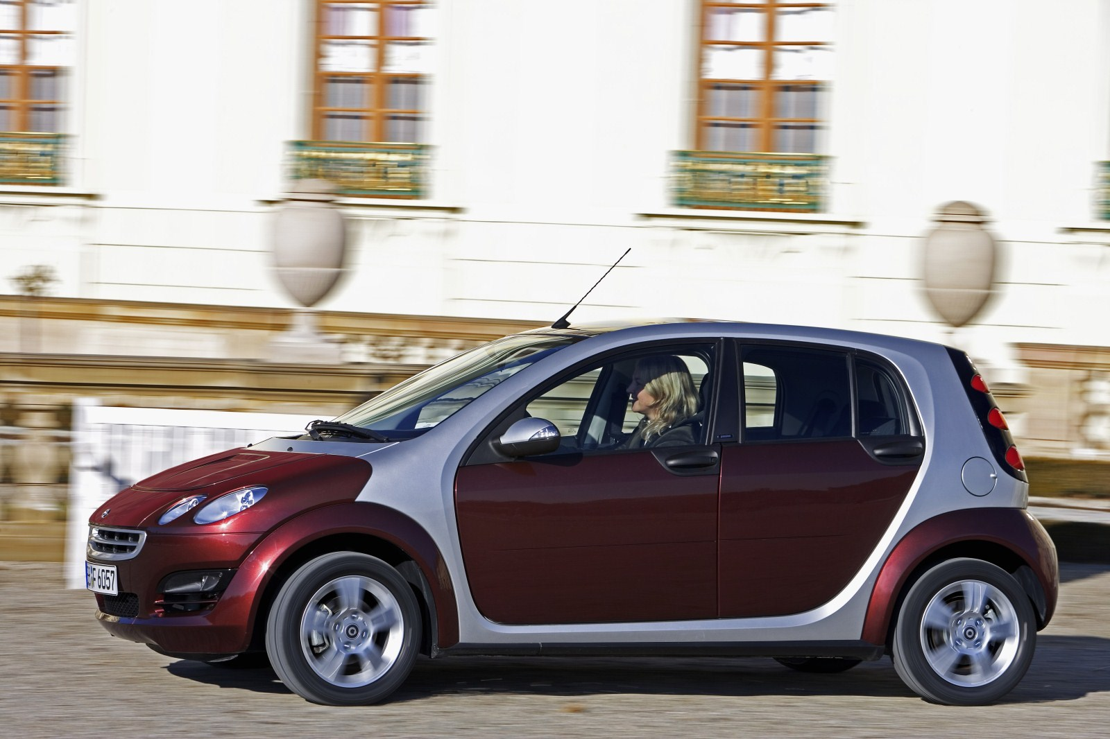 2015 smart forfour spy shots. Black Bedroom Furniture Sets. Home Design Ideas
