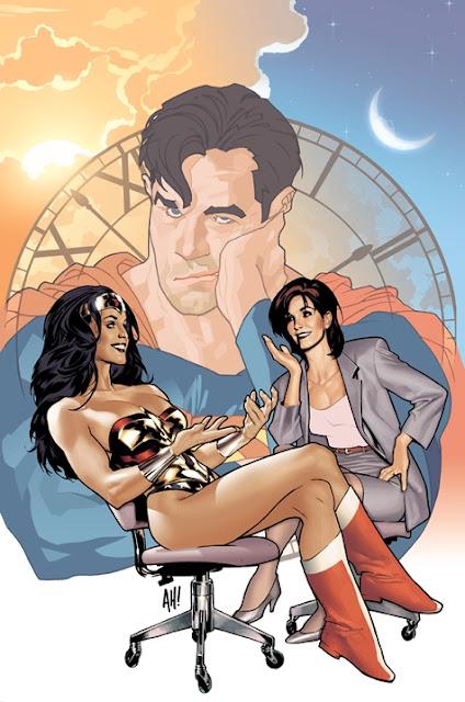 Lois Lane Vs Wonder Woman