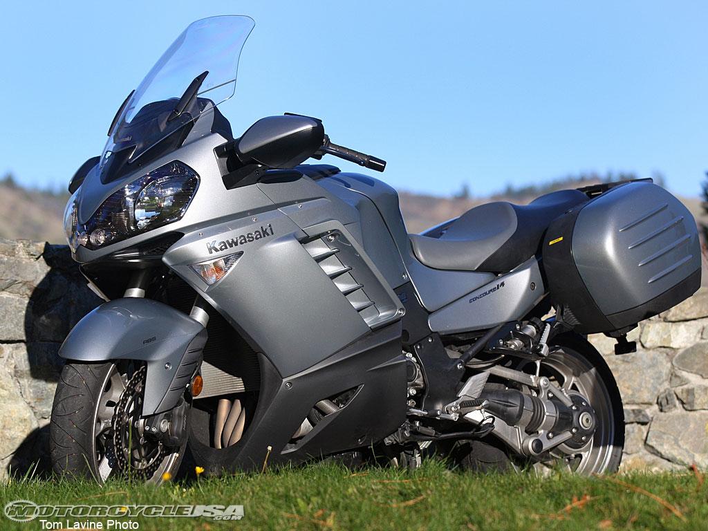 2013 Kawasaki Concours 14 Touring Wallpapers Motor Bikes
