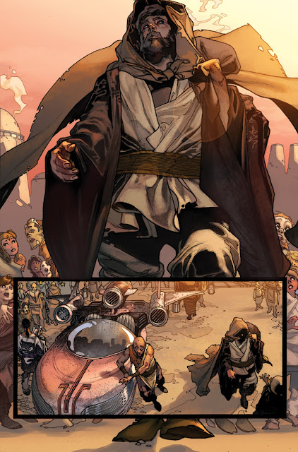 ben kenobi star wars marvel
