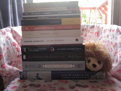 Book Haul Mayo 2015