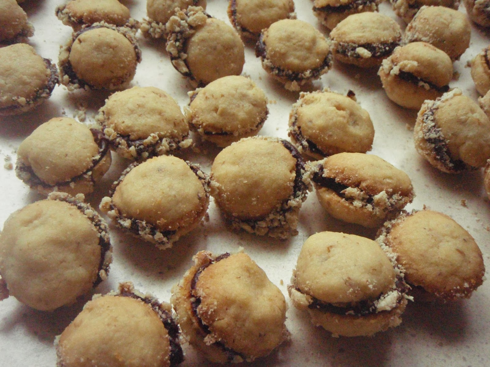 Cook With Claire Sleigh Bell Cookies