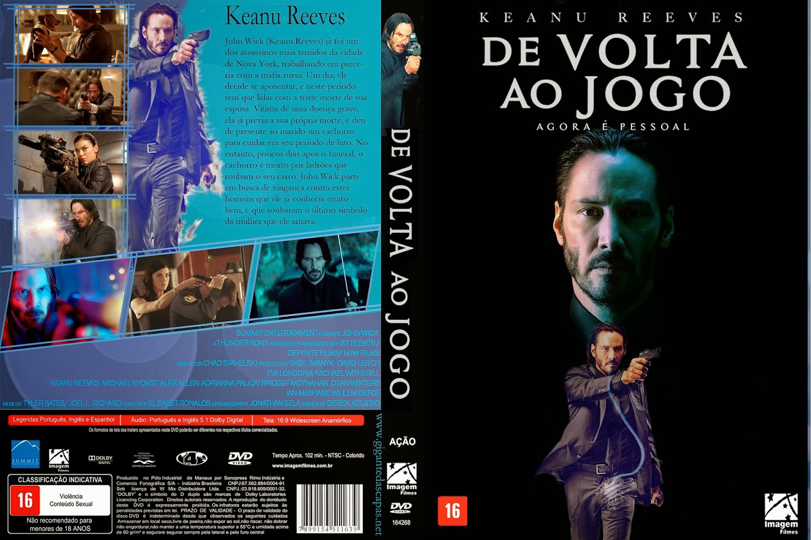 Baixar De Volta ao Jogo DVD-R Autorado De 2BVolta 2Bao 2BJogo