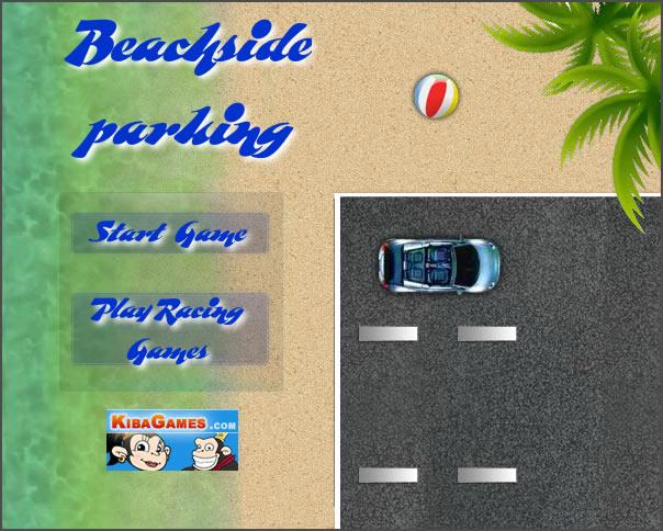 Truck Game : Beachside Parking