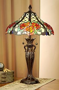 Multinotas lamparas tiffny parte 1 for Lamparas de mesa tiffany