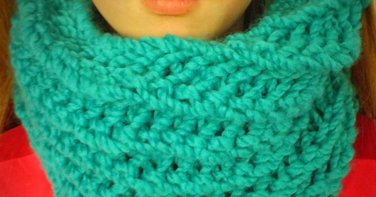 Mis labores cuello de lana gorda - Labores de punto de lana ...