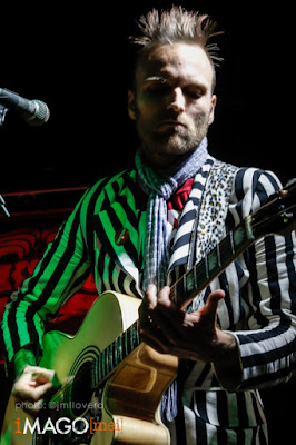 Donnie Vie & Baz Francis a Rocksound