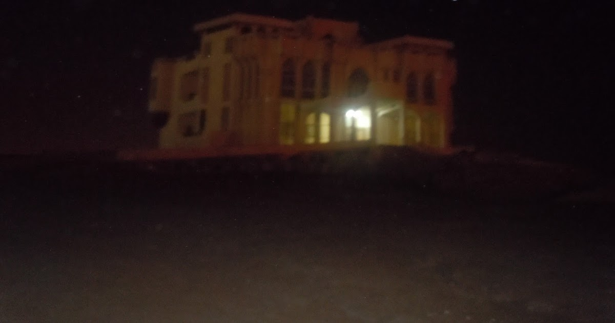 Cosmos Rebels A Visit To Haunted Palace Ras Al Khaima