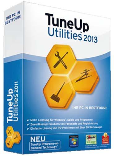TuneUp Utilities 2013 [Full][Español][Depositfiles]