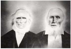 William Lewis and John R. Queen