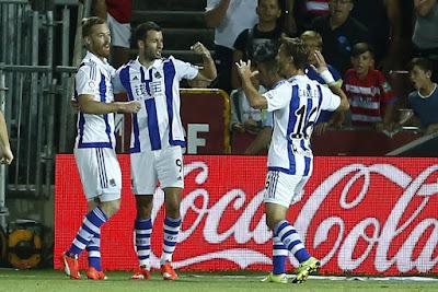 Real Sociedad 2015