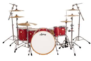 Ludwig Drum Set - Centennial Series