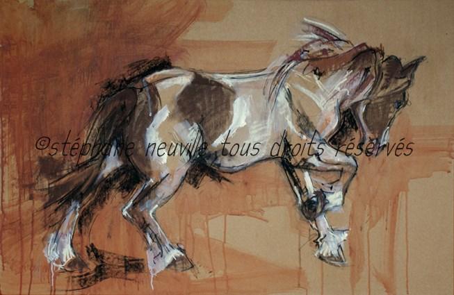 AR(T)CHEVAL Saumur 49 galerie Bouvet-Ladubay du  26 octobre au 11 novembre
