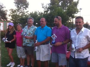 Torneo Sagardelo en Rio Cabe Golf